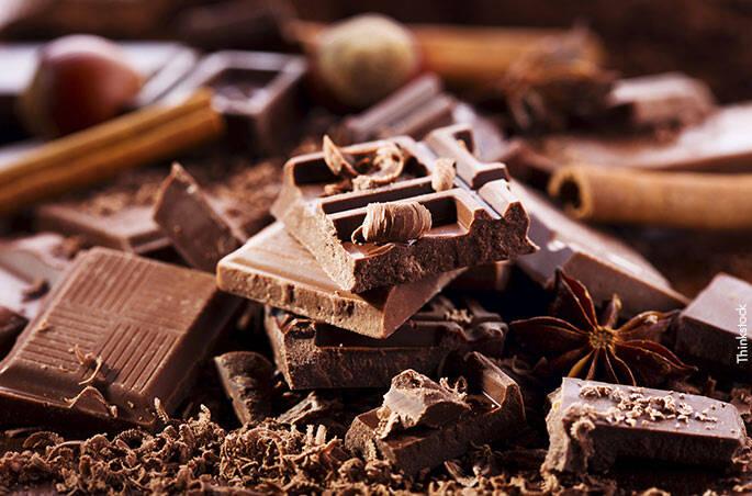 8 – Alimentos ricos em açúcar e gordura