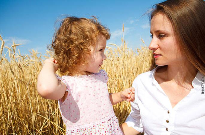 4 - Converse com a criança