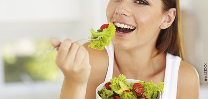 3 – Alimente-se bem