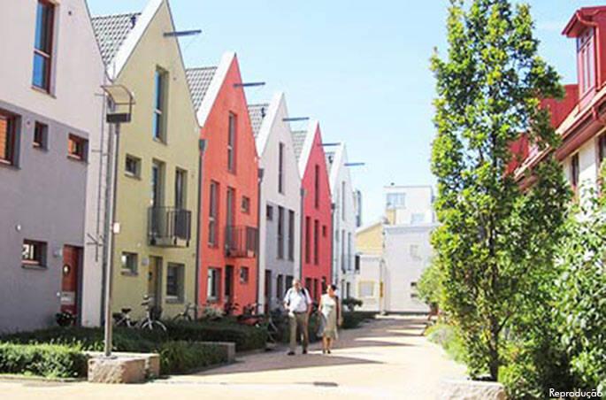 2) Western Harbour. Malmö, Suécia