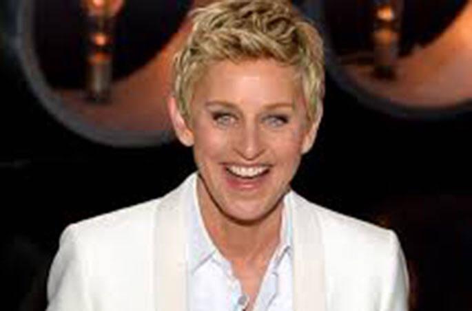 10- Ellen DeGeneres
