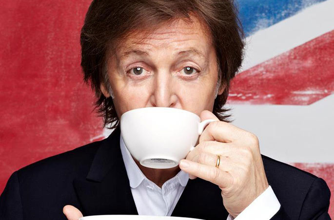 7 – Paul McCartney