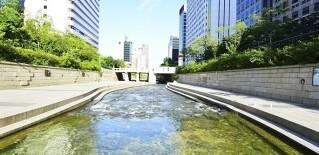 2. Cheonggyecheon, Seul – Coreia do Sul