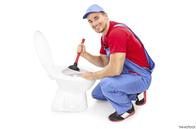 2 – Desentupidor de vaso sanitário