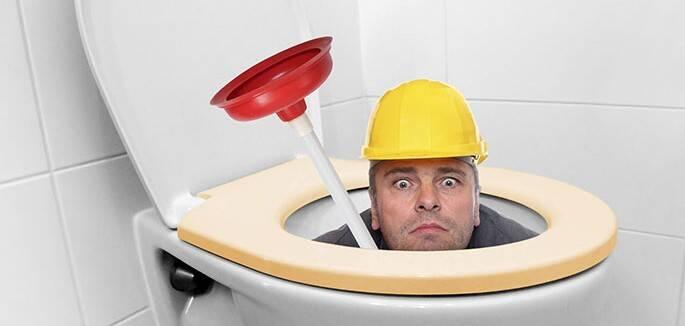 5 – Vede o ar do vaso sanitário