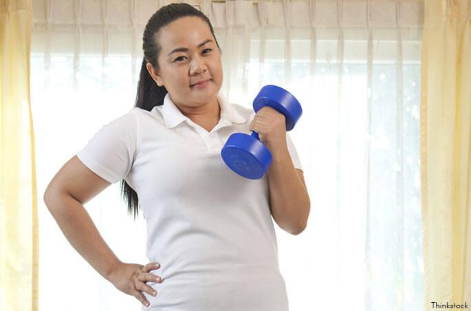 2 – Exercícios físicos