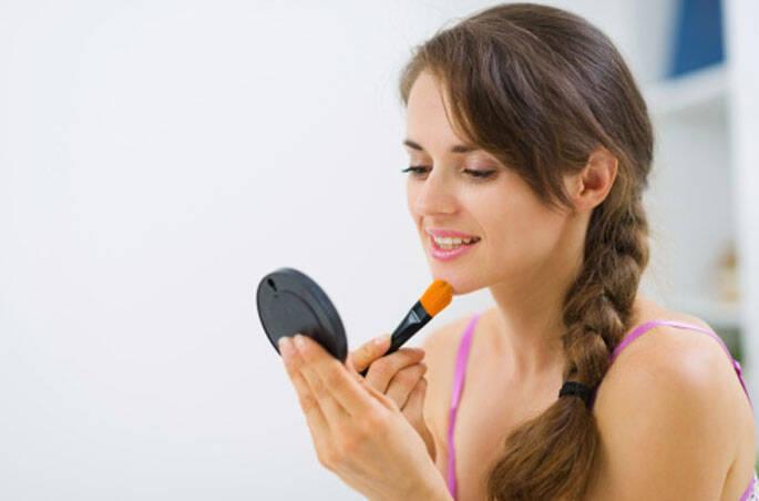 5 - Não compartilhe seus produtos de maquiagem