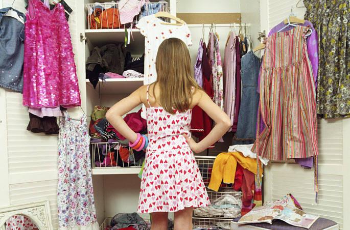 1 – Analise seu guarda-roupa