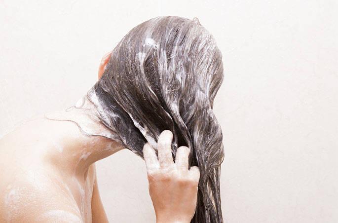 Detox no cabelo