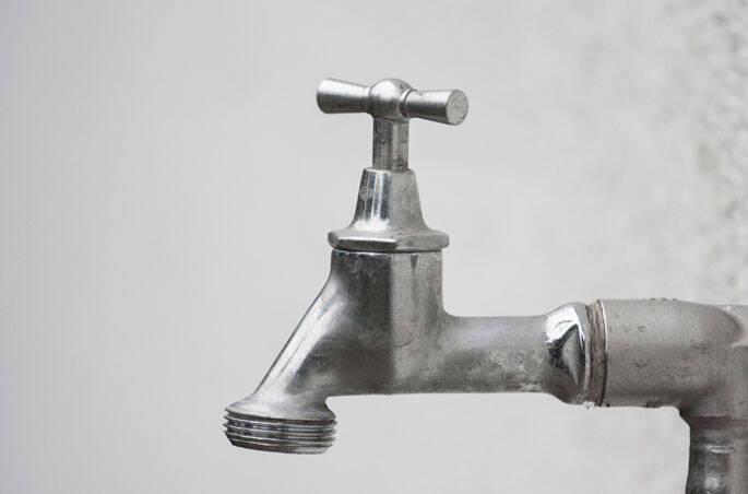 2 – Água fria