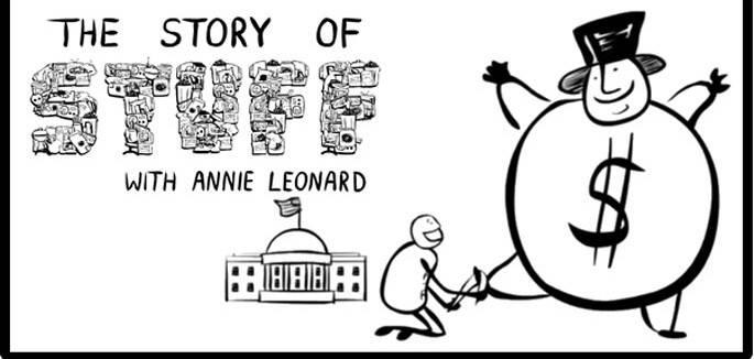 A História das Coisas (The Story of Stuff)