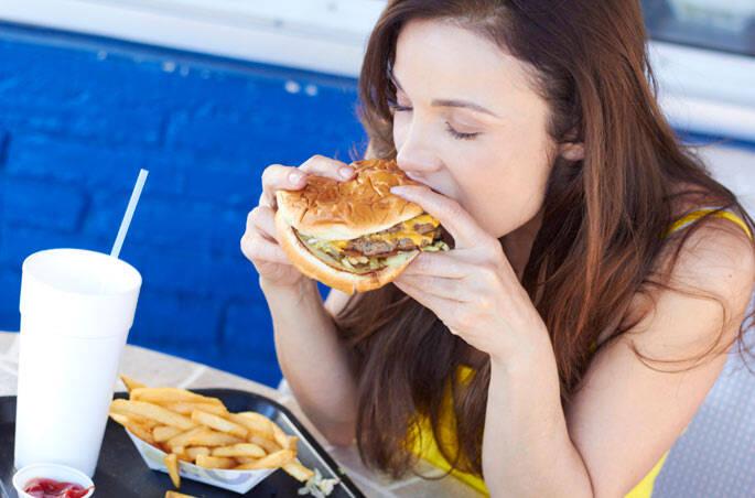 2 – Dieta desregrada