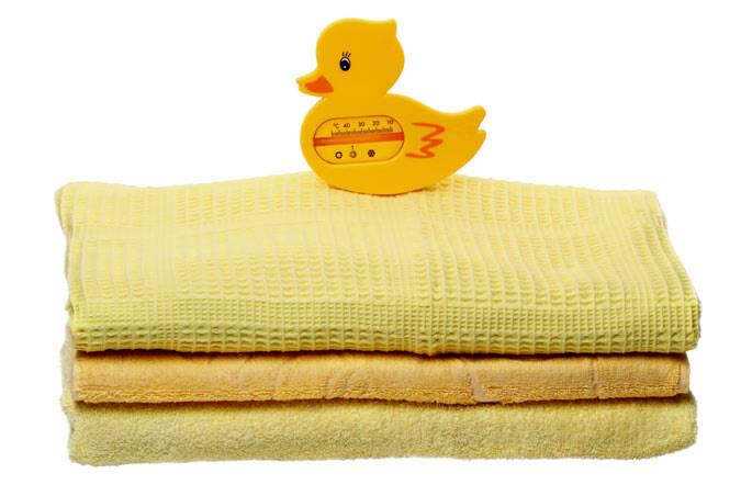 1 – Termômetro para banheira