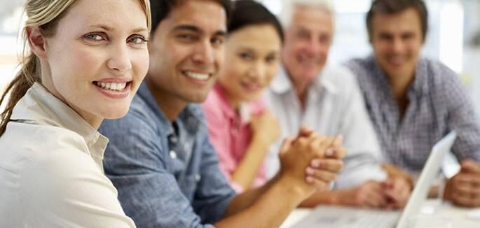 3 . Bom relacionamento e trabalho em equipe