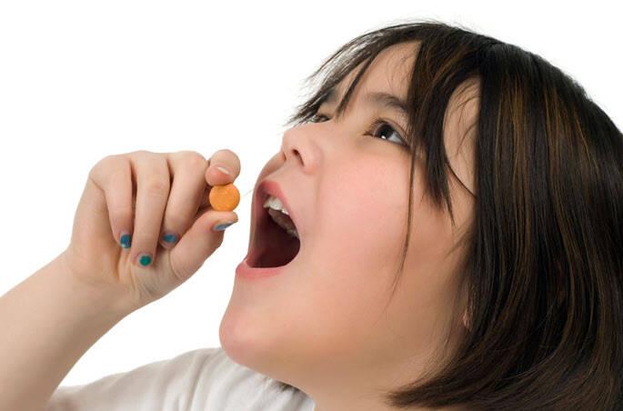 Engolir comprimidos