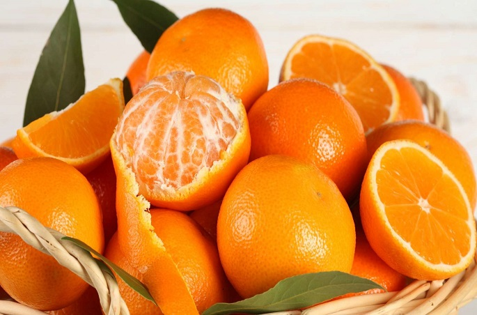 desktop-wallpaper-oranges-citrus-fruit-peel-basket-1080p