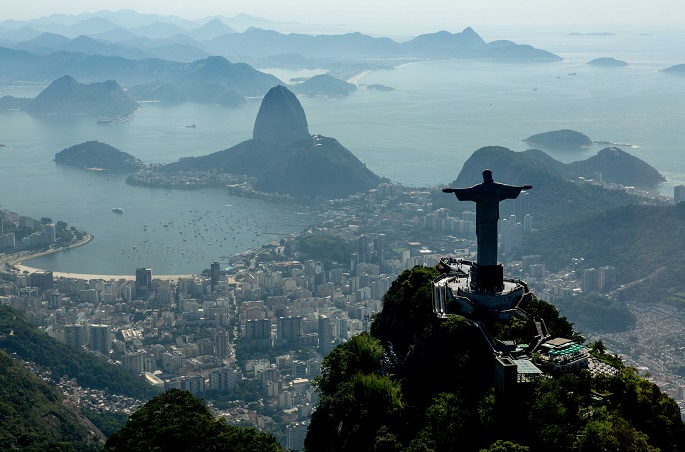 Rio de Janeiro - aéreas