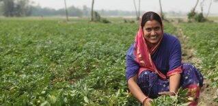 farming-woman