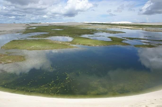 Jericoacoara, no Ceará. Foto: Eduardo Tunicelli