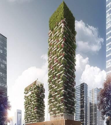 nanjing-towers-design