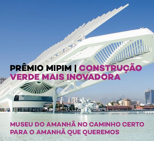 Facebook: Museu do Amanhã